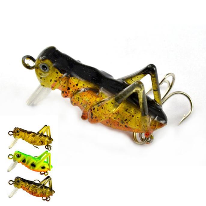 кузнечики для рыбалки