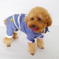 New sales Christmas Milu deer blue/red cool  dog cat fashion warm cloth