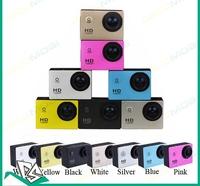 Action Camera Full HD DVR Sport DV SJ4000 Gopro 1080P Helmet Waterproof Camera Motor Mini DV 5Pcs/Lot DHL Free Shipping