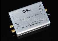 Muse Hi-Fi Fever DAC DIR9001+4X TDA1543 parallel connection NOS DAC Silver