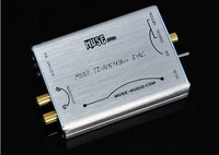 Muse Hi-Fi Fever DAC DIR9001+4X TDA1543 parallel connection NOS DAC Silver