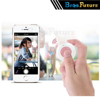 Wireless Bluetooth Remote Camera Shutter Control Self-timer For iPhone/for iPod/for iPad IOS Samsung/for HTC/Sony Huawei Android