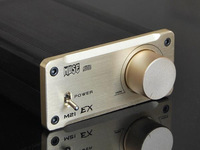 FREE SHIPPING MUSE M21 EX TA2021 T-Amp Mini Stereo Amplifier 25WX2 - GOLD