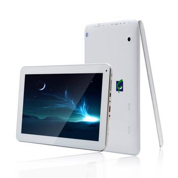 "Irulu 10.1 "" Android 4.4 Quad 1.3 ГГц планшет пк MTK8127 8 ГБ + 1 ГБ дуады Pad камеры микро-hdmi wi-fi 3 г W / клавиатура чехол multi-цветы"