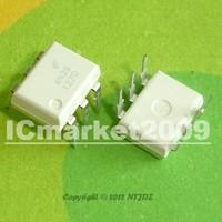 10 PCS 4N25 DIP-6 Optoisolators Transistor Output