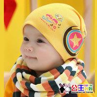 Autumn new style baby Hat headphone cotton caps children Hat
