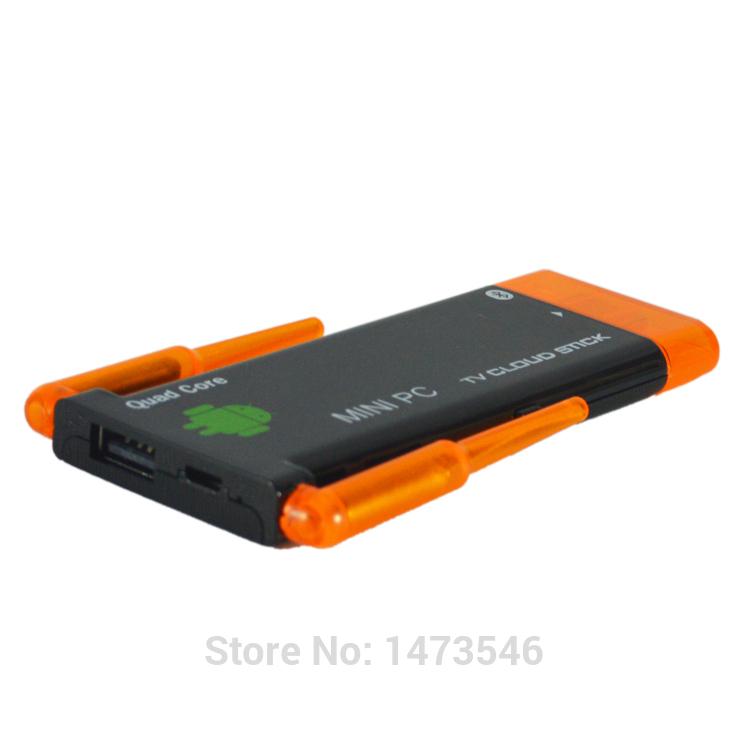 10 pcs/lot CX-919 II Android TV Box Stick Quad Core RK3188 2G/8G 4.2 Mini PC WiFi HDMI Media Player Smart Receiver CX-919II(China (Mainland))