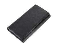 8058A  Wholesale China Manufacturer JMD  wallet 100% genuine leather black color for business man