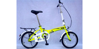 Good quality steel bicycle speed 1 cheap foldable bike