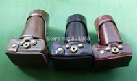 PU Leather Camera Case Bag for Canon Rebel EOS 7D 60D 600D 650D 700D 18-55mm 18-135mm 18-200mm lens DSLR 3 Colors Select!