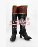 Code Geass Kururugi Suzaku cosplay shoes boots Custom-Made boots