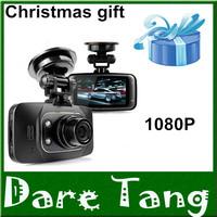 1pcs Christmas Free Gift Free Shipping!!Original HD 1080P Car DVR Vehicle Camera Video Recorder Dash Cam G-sensor HDMI GS8000L B