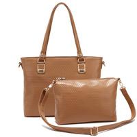 2014 women's handbag messenger bag women's PU big bags picture package
