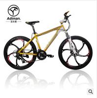 27 high speed high level alloy frame mountain bike for men and women