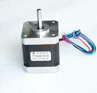 1 PCS / lot 4-lead Nema 17 Stepper Motor 42 motor 17HS8401 1.8A CE ROSH ISO CNC Laser Grind Foam Plasma Cut