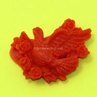 dove flower mold bird silicone mold Fondant Cake Decorating Tools Silicone Soap Mold silicon molds cake decorating