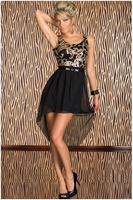 FREE SHIPPING 2014 New Sexy LadiesTank Party Dress With Belt Size M/L NA6252 Causal Chiffon Cocktail Dress Vestidos