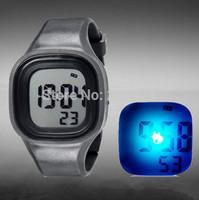 New SHORS Unisex 30M Waterproof quartz Watch Men Sports Military Watches women Jelly Digital Quartz LED Dress Wristwatches