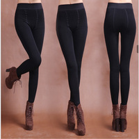 2013 fine cotton pants seamless integration test brushed warm pants leggings pantyhose factory wholesale leggings