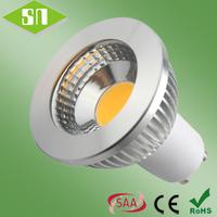 Shenzhen supplier g 5.3 gu10 cob led spotlight with good price