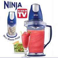 DHL Free Shipping Ninja Master Prep Blender and Food Processor, Blue super high quality