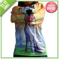 11.11 wholesale clothing designer children's  cute dog cartoon baby boys hoodies free shipping
