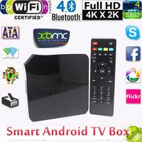 TV110  Amlogic S805 Quad Core Android TV BOX Mini TV 1G RAM 8G ROM H.264 H.265 Bluetooth DLNA Android 4.4 Smart TV Box