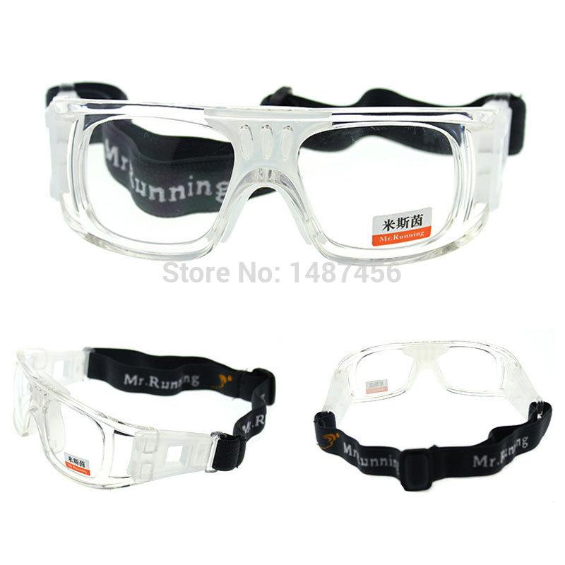 White Eye Safety Glasses Basketball Soccer Sports Protective Eyewear Goggles(China (Mainland))