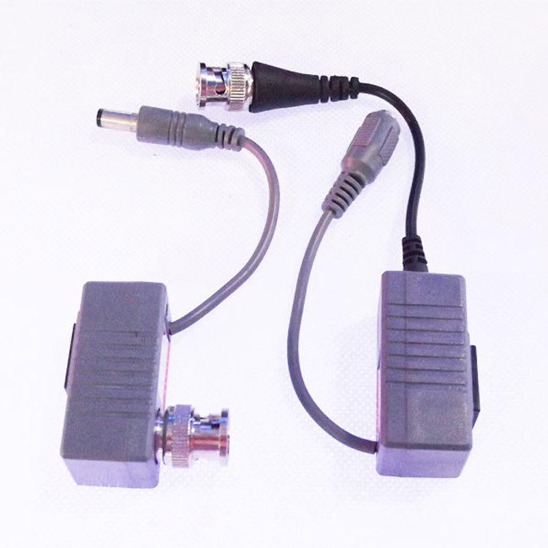 2 in 1 Pair BNC Video Camera Balun Transceiver Transmitter(China (Mainland))