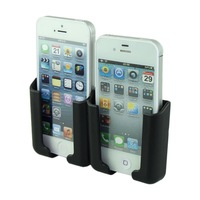 Black Mobile Phone/GPS/Business Card Car Bracket Support Adjustable Holder Cell Phone Accessory