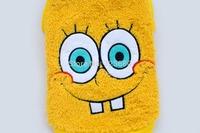 10 PCS/LOT High Quality Fashion Dog Pet Clothes Dog Snowsuit Jumpsuit Warm Winter --SpongeBob SquarePants