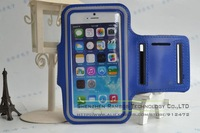 500pcs Adjustable Arm band Case Cover Housse Etui Coque Arm Cell Phone Key Holder for iPhone 6 Plus 5.5