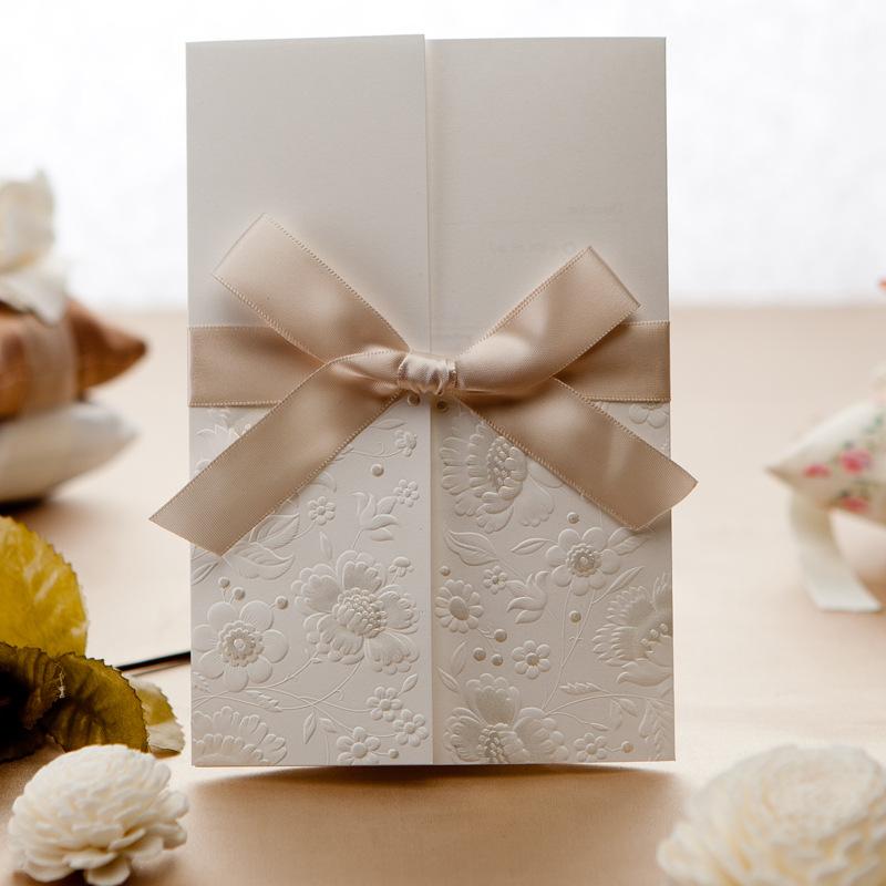 corte laser frete grátis& arco convite de casamento com envelope cartão personalizado idéias em branco dentro presente de casamento(China (Mainland))