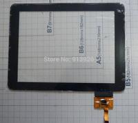 8 inch Newman T10  capacitive screen  touch screen code : 300-N3708A-B00_VER1.0