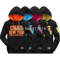 NEW SALE Autumn Winter Men's hoodies sweatshirt Fashion Man casual tracksuits hoody C011
