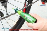Bike Chain-Saver Dry Self-Cleaning Lubricant chain lubricant oil dustproof repair accessories DRY Teflon Bicycle Chain Lube 2oz
