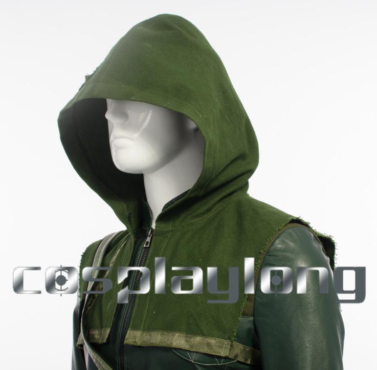 Green Arrow Costume Green Arrow Oliver Queen