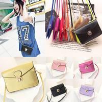 Hot Sale Mini 2015 New Arrival Women Leather Handbags Fashion Women's Shoulder Phone Bags Lady Messenger Bags Bolsos HS24