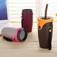 Novelty Fashion Spin Cup Water Bottle Mug Cup Drinkware Outdoor Fun & Sport Travel Accessories