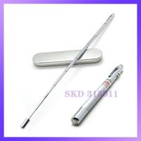Presentation Laser pointer 4 in 1 Teaching Pointer Ballpoint Pen LED Flashlight Gift for teacher