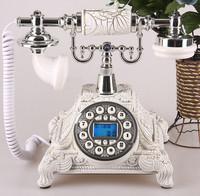 Free shippingSpecial Antique European pastoral fashion antique retro telephone fixed landline telephones shipping creative home