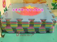 30 eva mats puzzle foam floor toy mats child mat fruit puzzle