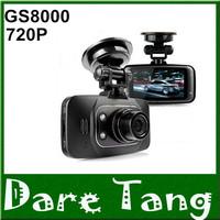 2014 Top Sell GS8000L Car DVR Full HD Car Camera Recorder 2.4inch LCD Car Dvrs H18D