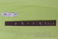 """new  high Quality  1 x  25.5  """" Guitar Fretboard electric guitar rose  Wood Fretboard Parts 27#  inlay"""