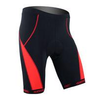 SANTIC New Men&Women Bike Padded Shorts Cycling Clothing Bicycle Motorcross Outdoor Wear Riding Tights bermuda ciclismo S-3XL