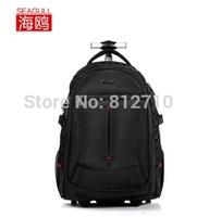 Functional backpack rod box travel landing chassis computer box travel backpack rod bag