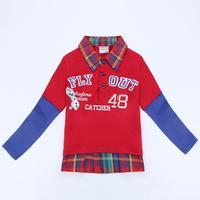 kids clothing boys t shirt nova brand childrren clothes novelty frozen spring/autumn long sleeve t shirts for baby boys A5352Y