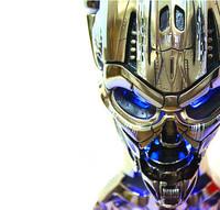 New Female Terminator T3 1:1 T-X Skull statue cranial bones  BLN control sideshow Original spot