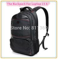 "Newest Brand Backpack For Laptop 14"",15"",15.6 "" Notebook Bag,Travel School Shoulder Bag,Nylon Match Leather,Free Drop Ship 4007"