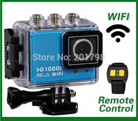 2014AT200 DV  WIFI Action Camera Diving 50M Waterproof Camera 1080P Full HD Underwater Sport Camera Sport DV Gopro style